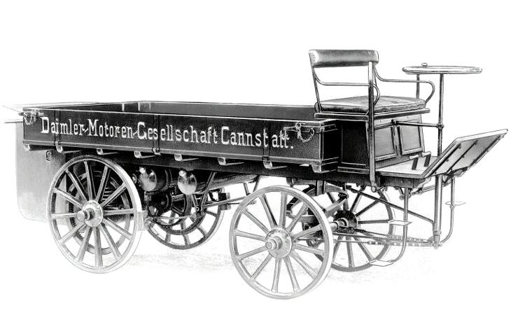017 – A Invenção Do Caminhão