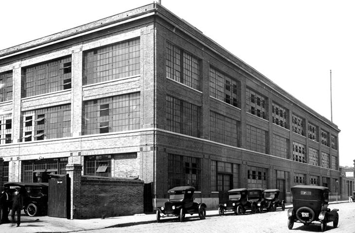 042 – A Primeira Fábrica