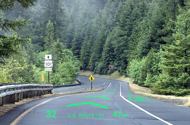 109 – GPS No Para-brisa
