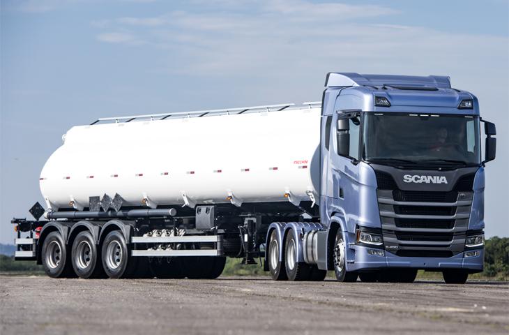 434 – Renovação Na Scania