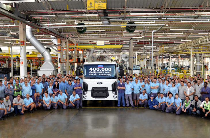 518 – O Fim Dos Caminhões Ford
