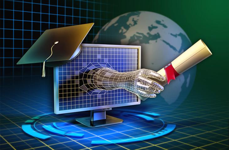 525 – Estudar Pela Internet