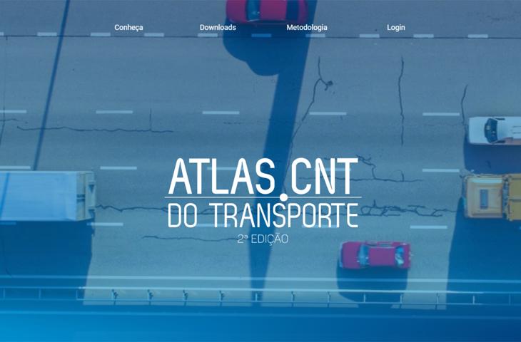 572 – O Atlas Do Transporte
