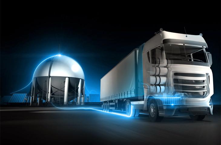 627 – Os Caminhões Em 2030