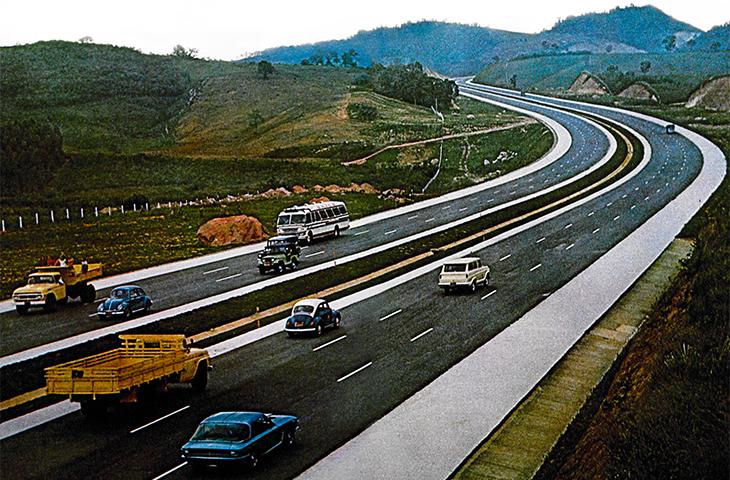 725 – Nossa Primeira Autoestrada