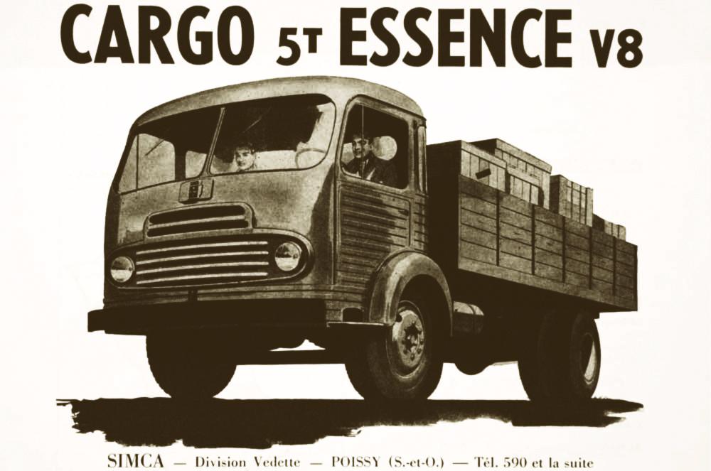 740 – Os Caminhões Da Simca